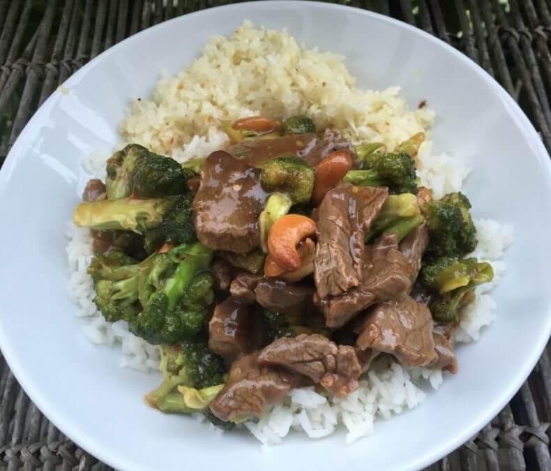 Paleo Broccoli and Beef