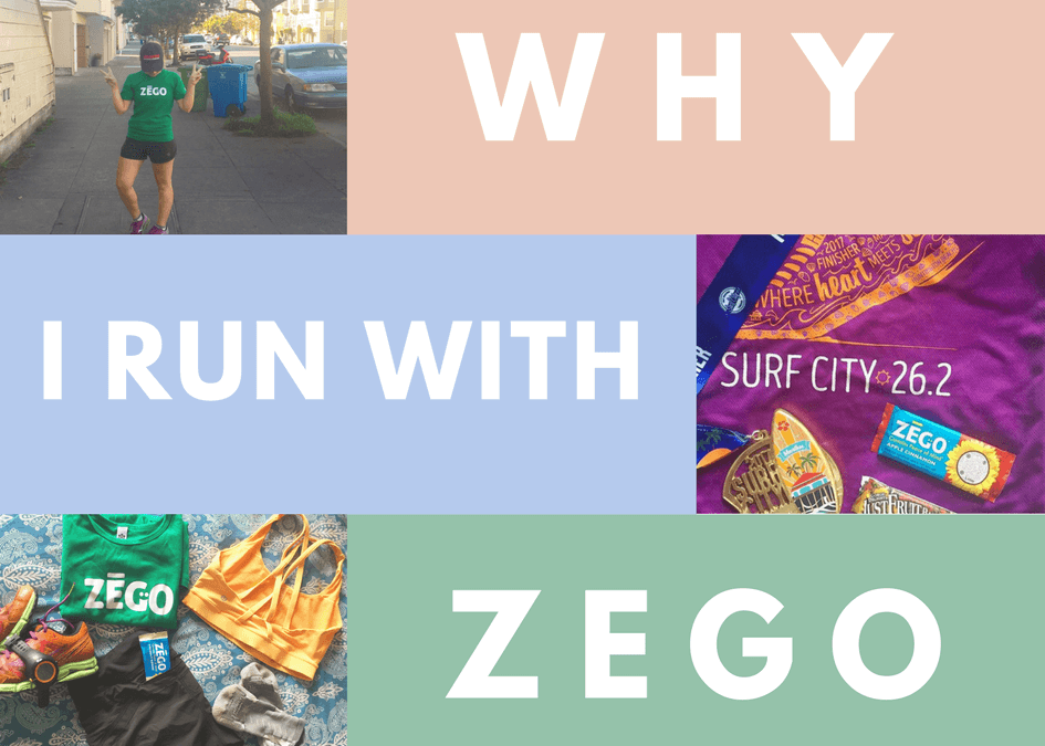 Why I Run with ZEGO – My Favorite Running Snacks