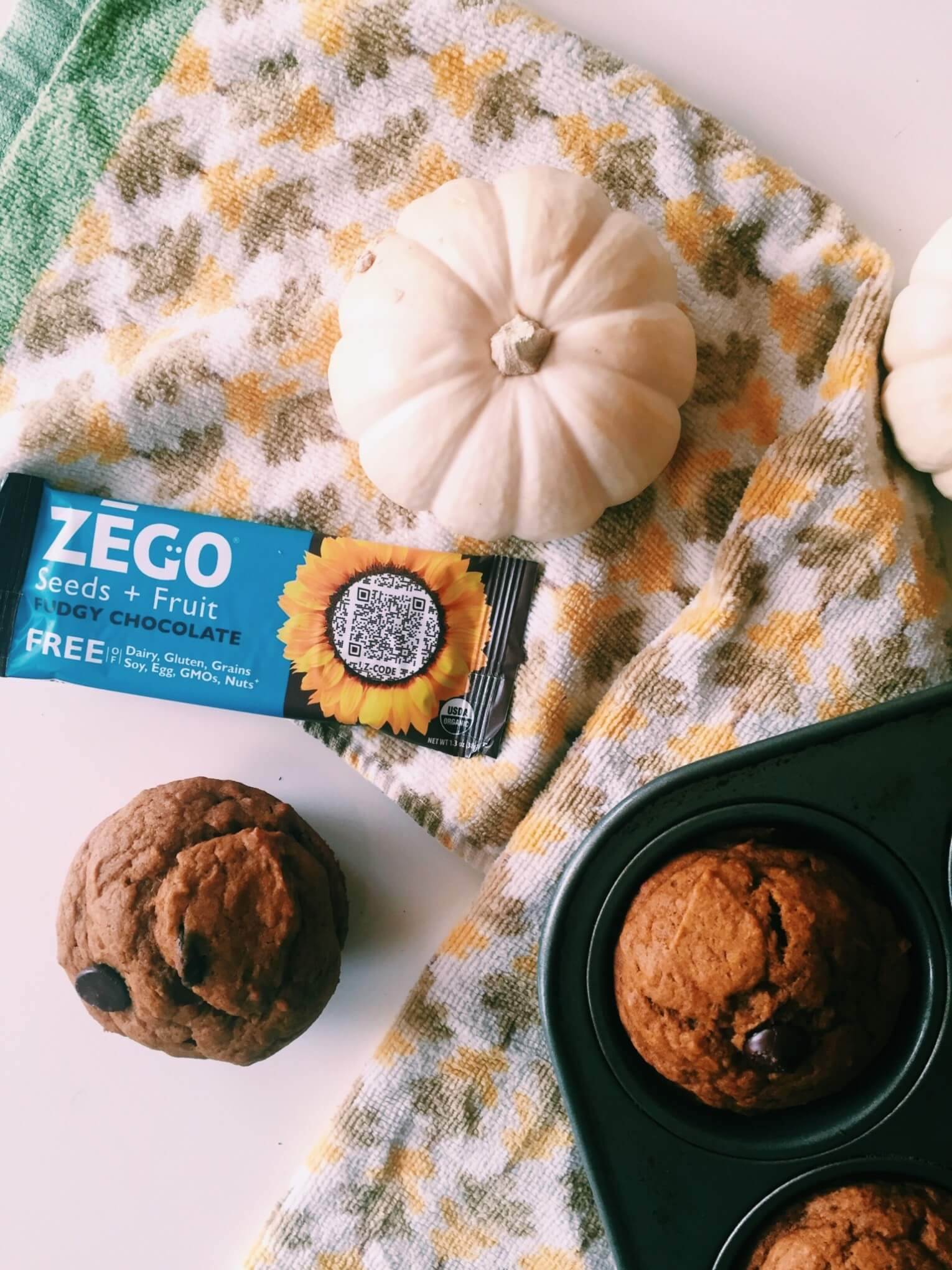 Allergy Friendly Pumpkin Muffins