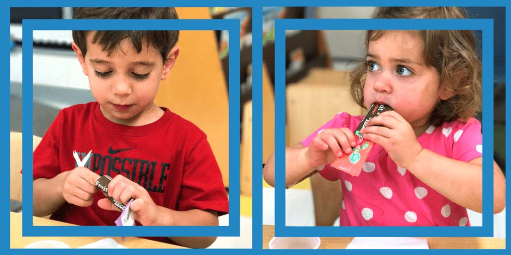 Nut Free School Wins ZEGO Bars for Kids!