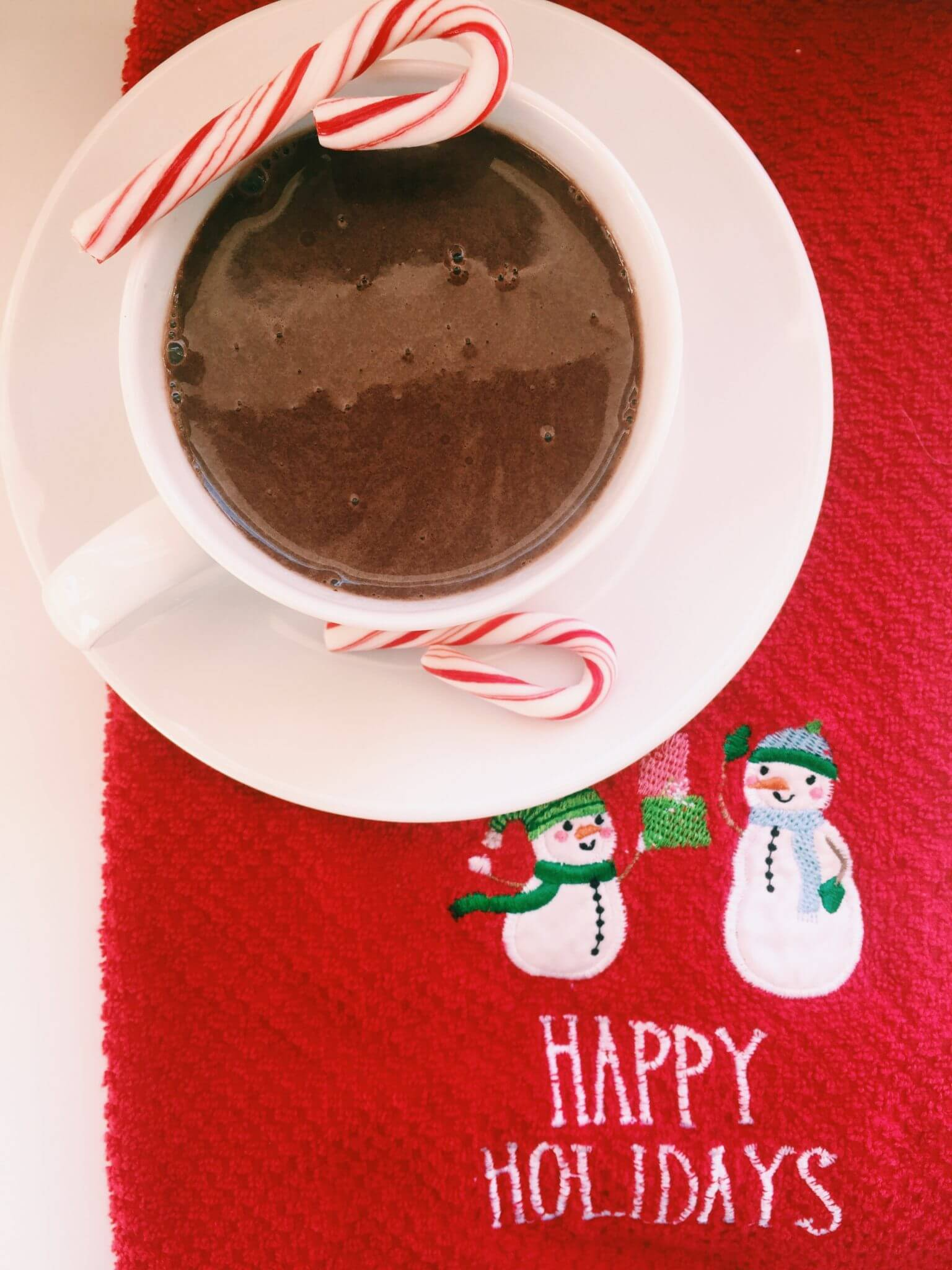 allergy friendly hot cocoa