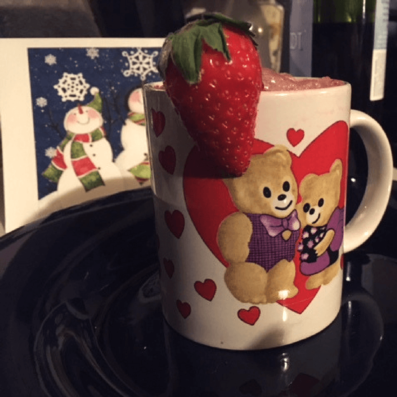 allergy friendly 3 Ingredient hot winter drink